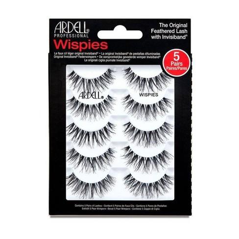18997963279 Ardell Eyelash Wispies Multipack Black - 5ct : Target