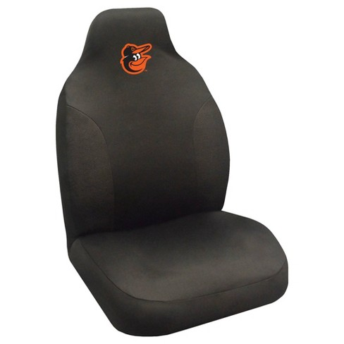 MLB Baltimore Orioles Single Embroidered Seat Cover - image 1 of 3