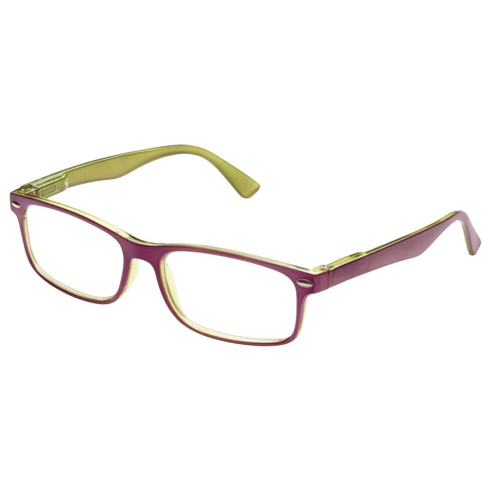 ICU Eyewear Ankara Full Frame Reading Glasses +2.50