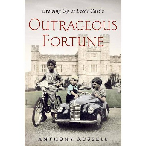 Outrageous Fortune - by  Anthony Russell (Hardcover) - image 1 of 1