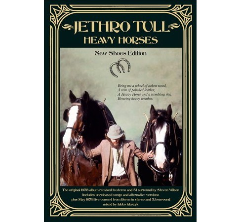 Jethro Tull - Heavy Horses (New Shoes Edition) (CD) - image 1 of 1