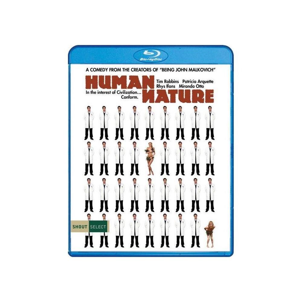 Human Nature Blu Ray 2021