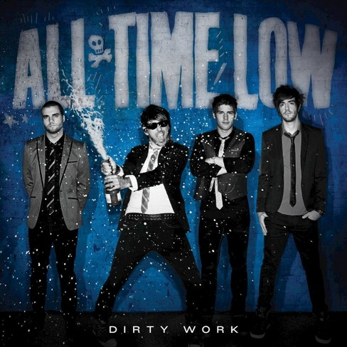 All time low - Dirty work (CD) - image 1 of 1