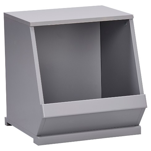 Kelly Modular Stackable Single Storage Cubby - Inspire Q - image 1 of 6