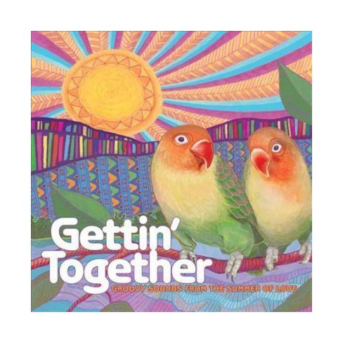 Gettin' Together: Groovy Sound - Gettin' Together: Groovy Sounds from The Summer of Love (Vinyl) - image 1 of 1