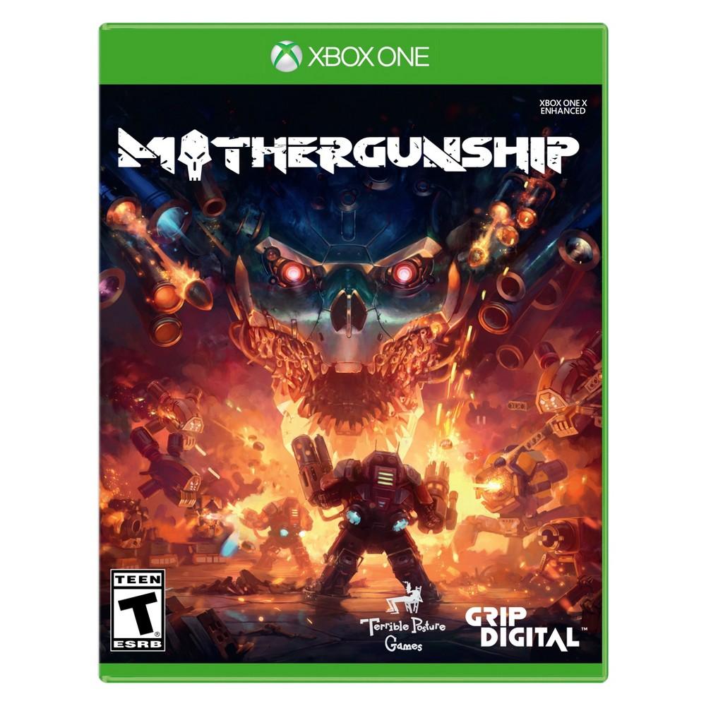 Mothergunship - Xbox One, video games