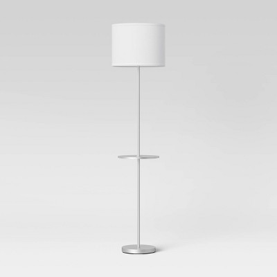 Floor Lamp with Shelf (Includes LED Light Bulb) - Room Essentials™
