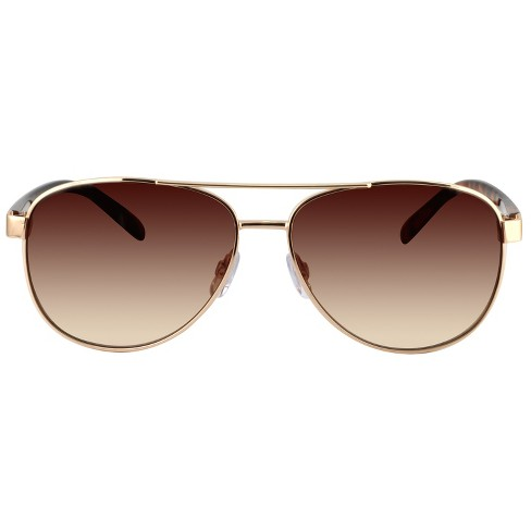 Women's Metal Aviator Sunglasses - A New Day™ - image 1 of 2