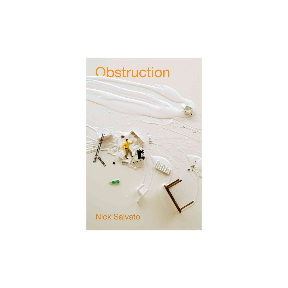 Obstruction (Paperback) (Nick Salvato)