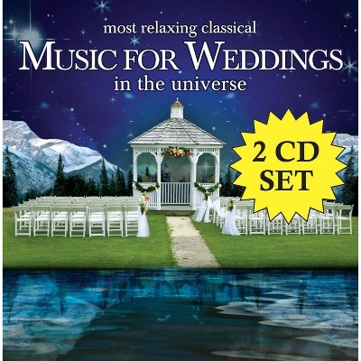 Various Artists - The Most Relaxing Classical Music For Weddings In The Universe (2 CD)