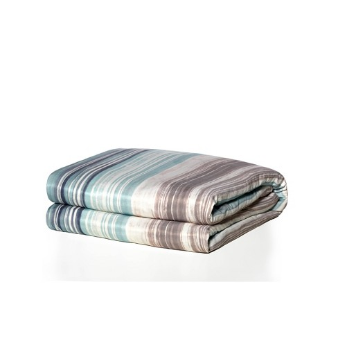 Patterned Weighted Blanket Duvet Cover - Gravity - image 1 of 4