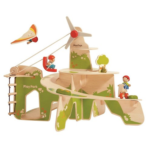 PlanToys® Play Park Building - image 1 of 2