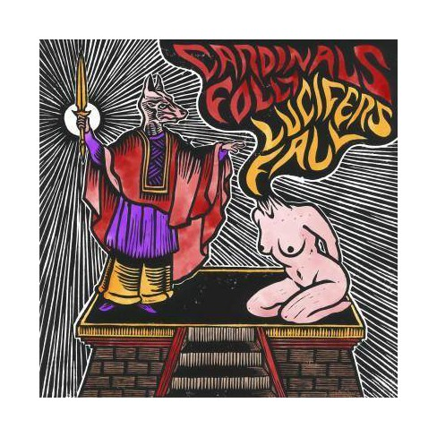 Cardinals Folly - Cardinals Folly/Lucifer's Fall (Vinyl) - image 1 of 1