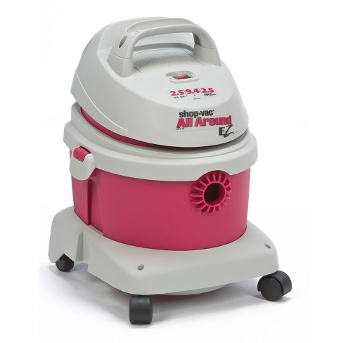 Shop-Vac 2.5gal All Around EZ Wet/Dry Vac - Pink - image 1 of 15