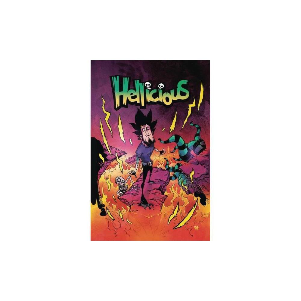 Hellicious Tp 2 - by Mina Elwell & Alan C. Medina (Paperback)