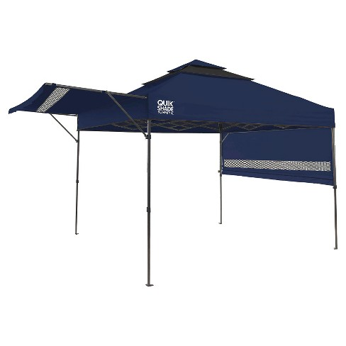 Quik Shade Straight Leg Instant Shelter - Blue/Graphite - image 1 of 1