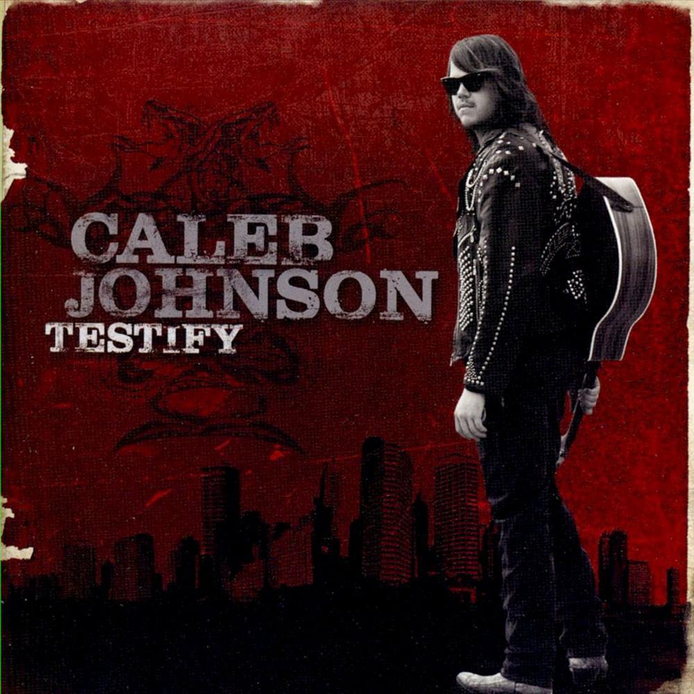 Caleb Johnson - Testify (CD)