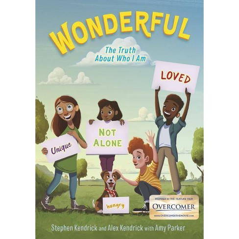 Wonderful - by  Stephen Kendrick & Alex Kendrick & Amy Parker (Hardcover) - image 1 of 1