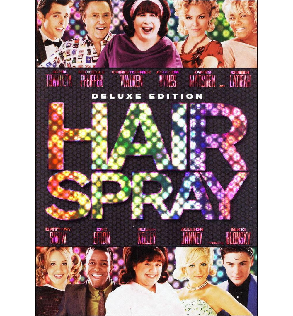 New Line Cinema Hairspray (WS) (Deluxe Edition) (Dvd/CD) (dvd_video)