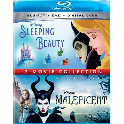 Sleeping Beauty and Maleficent: 2-Movie Collection