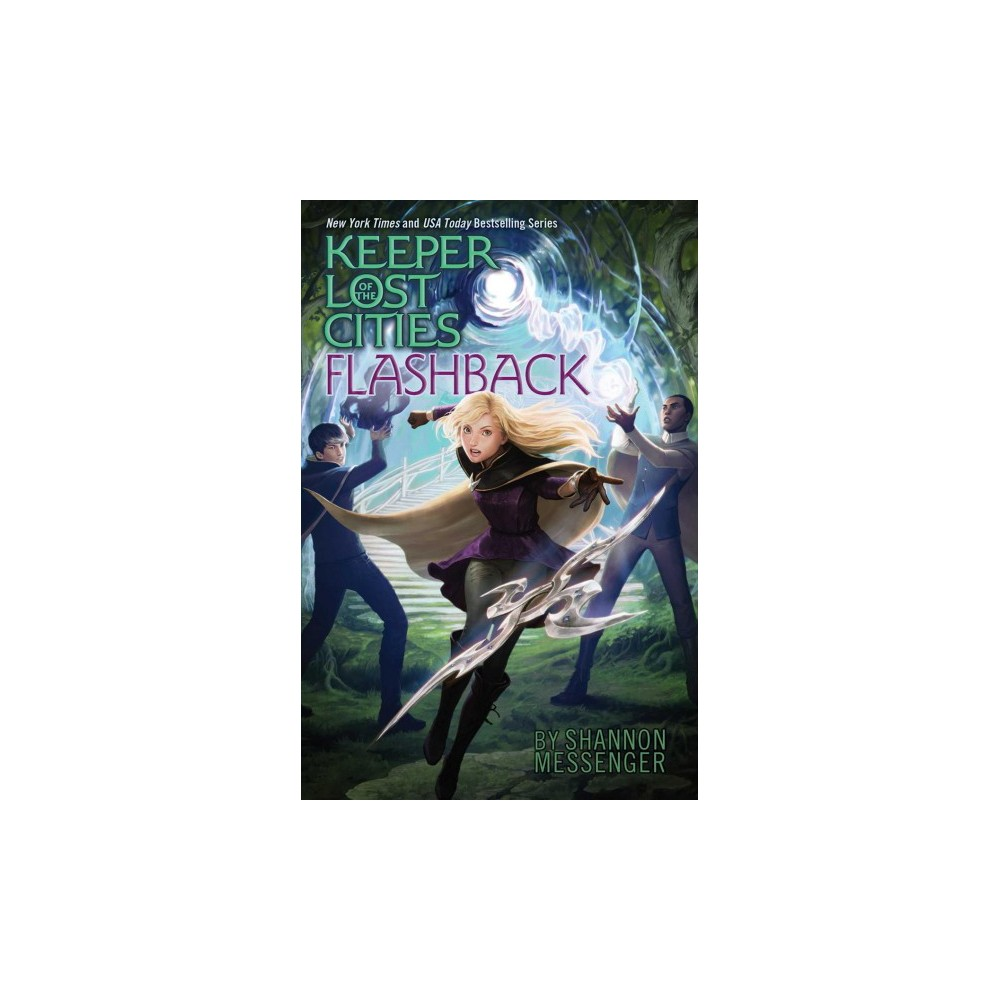 Flashback - (Keeper of the Lost Cities) by Shannon Messenger (Hardcover)