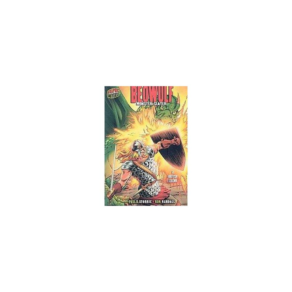 Beowulf : Monster Slayer (A British Legend) (Paperback) (Paul D. Storrie)