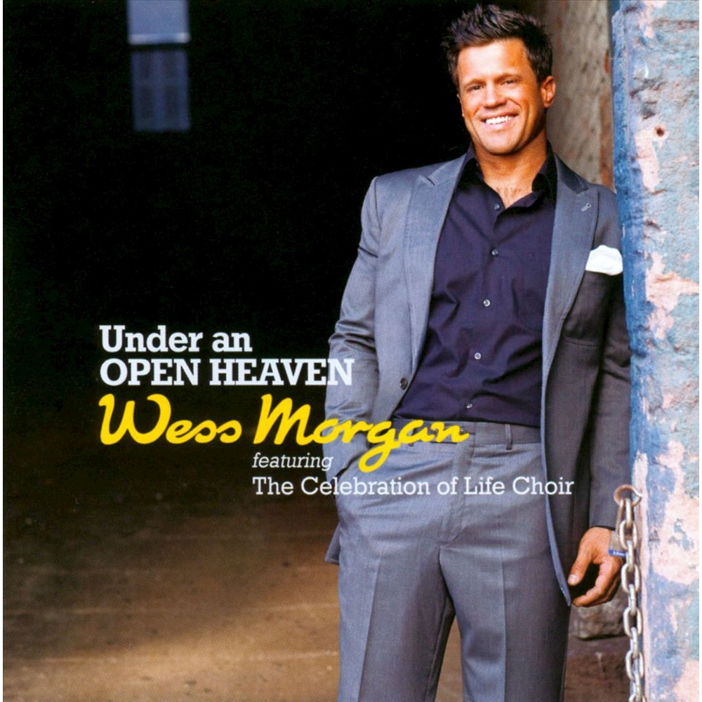 Wess Morgan - Under an Open Heaven, Vol. 1 (CD)