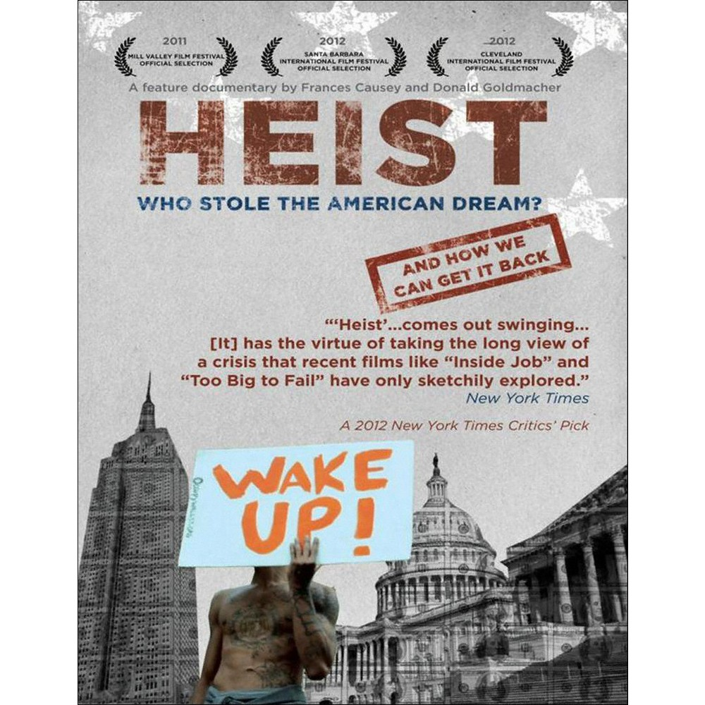 Heist:Who Stole The American Dream (Dvd)