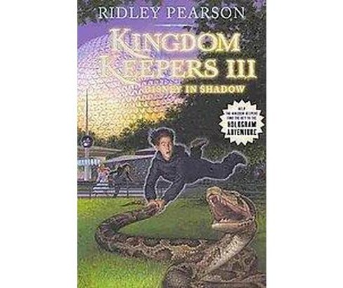 Kingdom Keepers III ( The Kingdom Keepers) (Hardcover) by Ridley Pearson - image 1 of 1