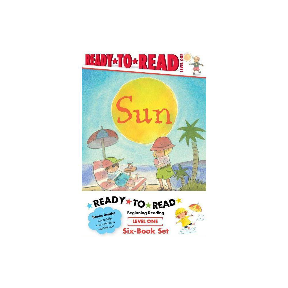 Weather Ready To Read Value Pack Weather Ready To Reads By Marion Dane Bauer Paperback