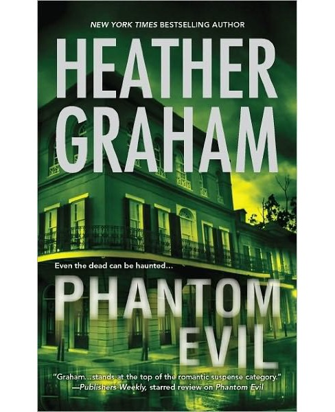 Phantom Evil (Paperback) by Heather Graham - image 1 of 1