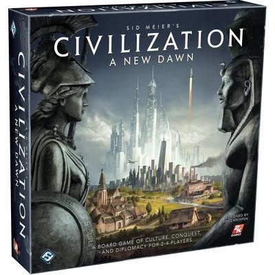 Fantasy Flight Games Sid Meier's Civilization: A New Dawn Board Game