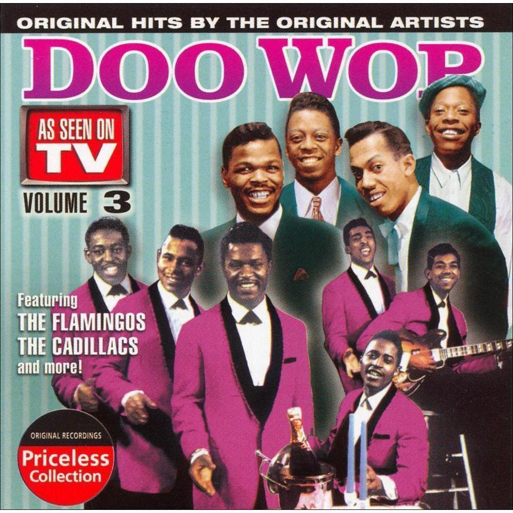 Various - Doo Wop As Seen On Tv Vol 3 (CD)