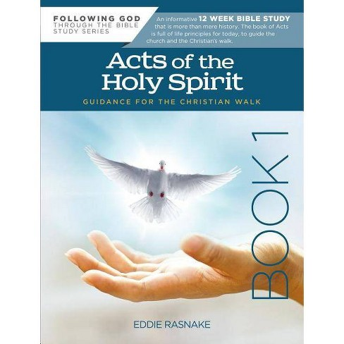 Acts of the Holy Spirit Book 1 - (Following God Through the Bible) by  Eddie Rasnake (Paperback) - image 1 of 1