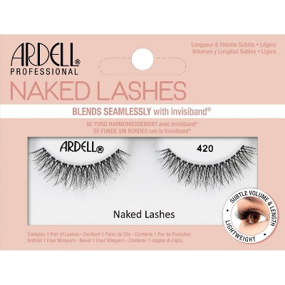 Ardell False Eyeslashes Naked 420 Lash - 1pr