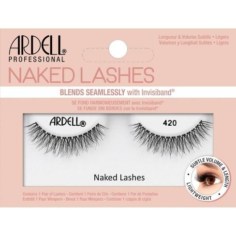 Ardell False Eyeslashes Naked 420 Lash - 1pr - image 1 of 3