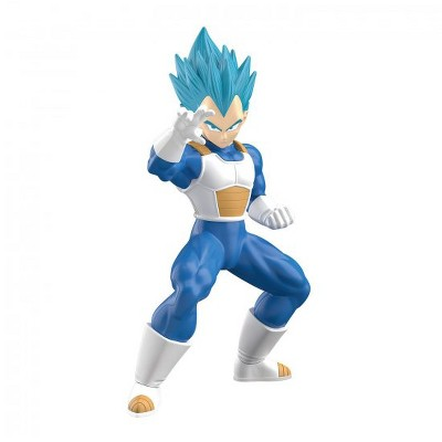 Bandai Hobby Dragon Ball Z Super Saiyan God SSGSS Vegeta Entry Grade Model Kit