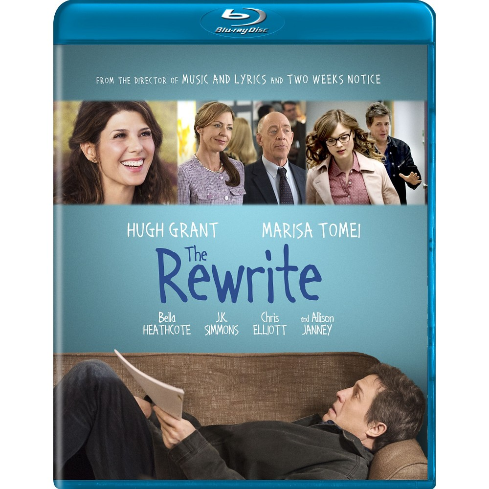 Rewrite (Blu-ray), Movies