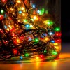 9.3' 2ct Battery Operated Mini String LED Lights - image 3 of 3