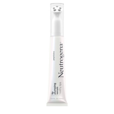 Neutrogena Healthy Lips Plumping Serum with Peptides - 0.5 fl oz