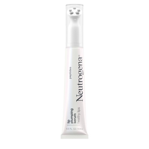 Neutrogena Healthy Lips Plumping Serum with Peptides - 0.5 fl oz - image 1 of 4