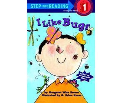 I Like Bugs ( Road to Writing, Mile 1) (Paperback) by Margaret Wise Brown - image 1 of 1