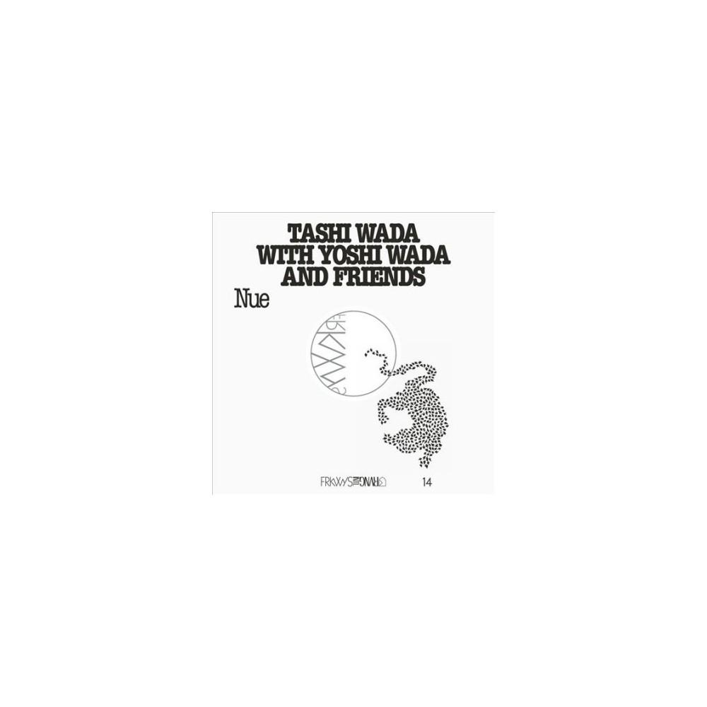 Tashi Wada - Frkwys Vol 14:Nue (CD)