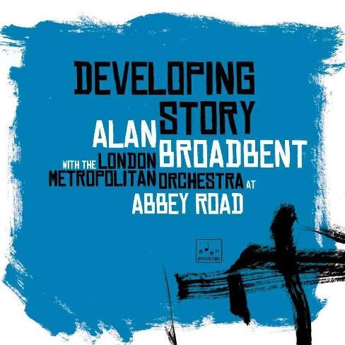 Alan Broadbent - Developing Story (Vinyl) - image 1 of 1