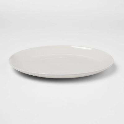 "10"" Stoneware Avesta Oval Serving Platter - Project 62™"