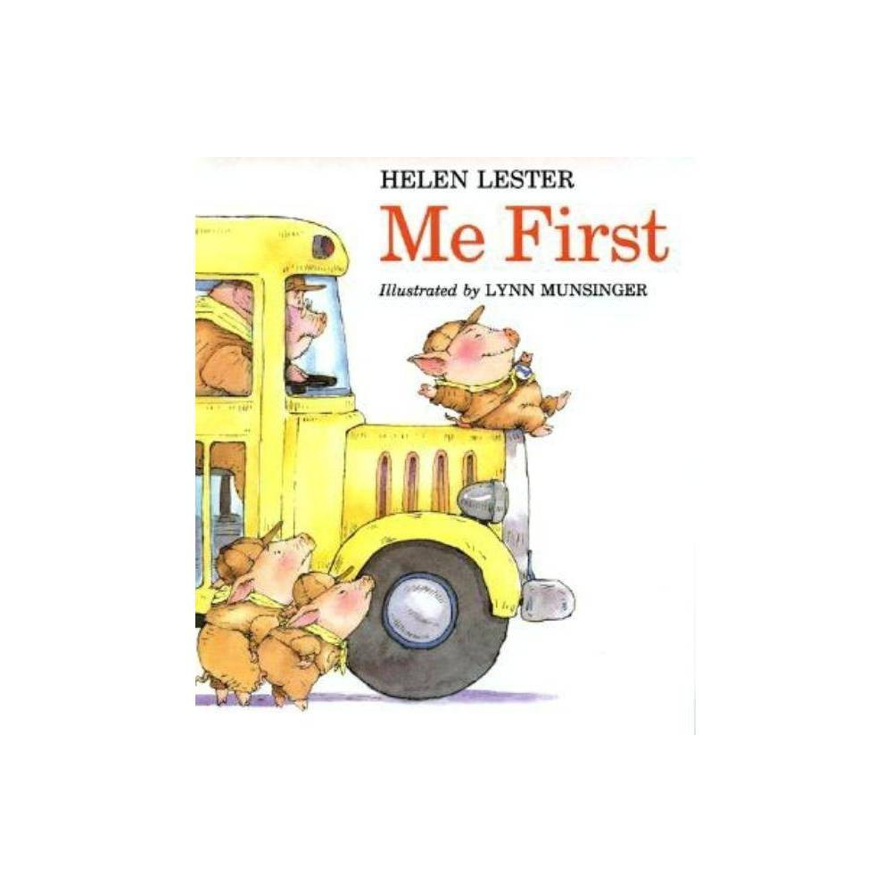 Me First Laugh Along Lessons By Helen Lester Paperback