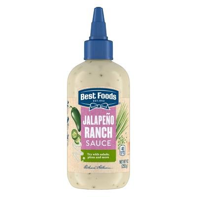 Best Foods Jalapeno Ranch Sauce - 9oz