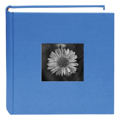 Cloth Photo Album w/Frame 9 x9  - Pioneer Photo Albums