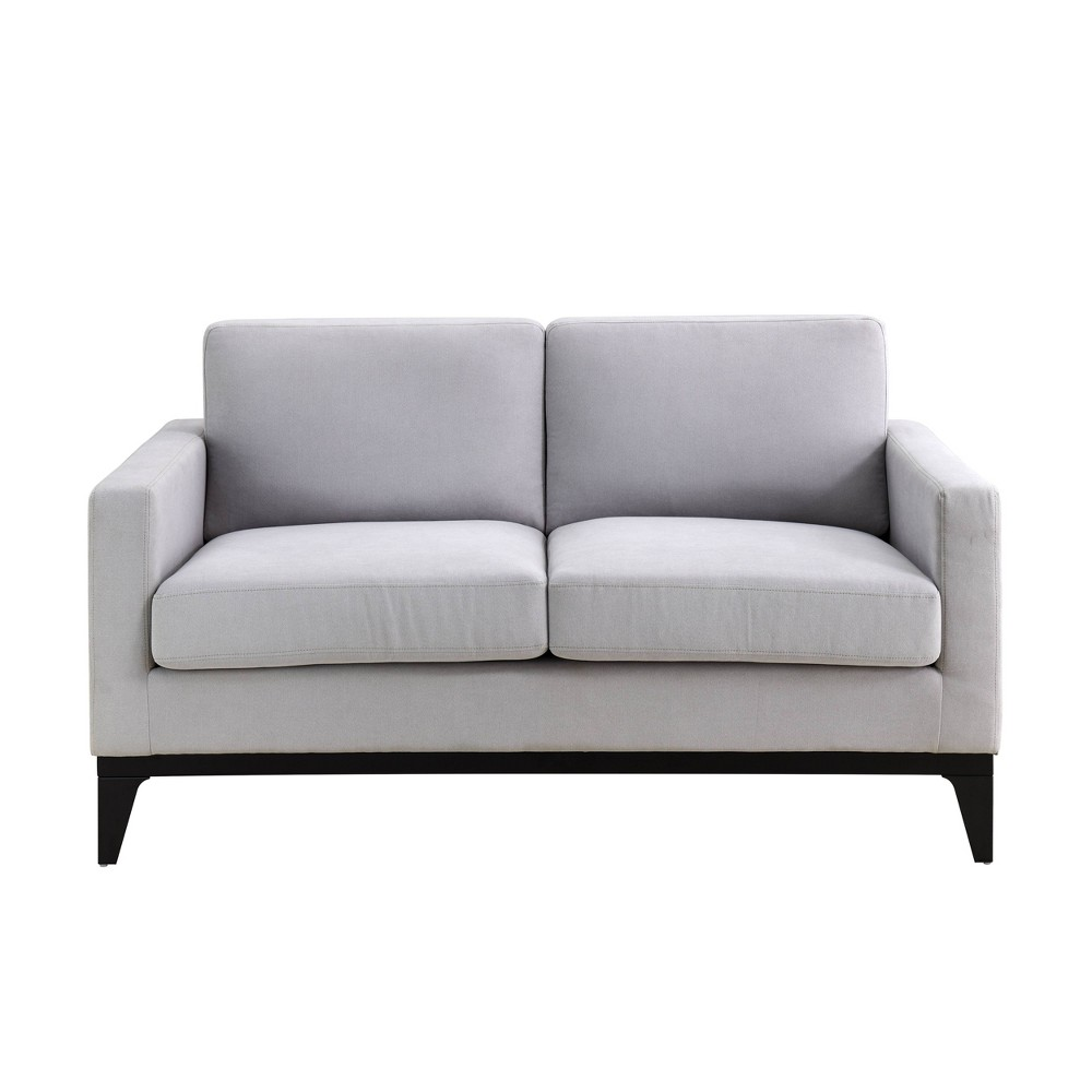 Image of Chester Sofa Light Gray - Lifestyle Solutions