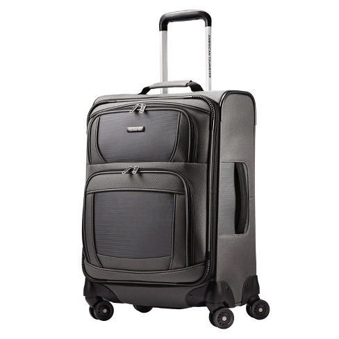 "American Tourister Aerospin 21"" Spinner Carry On Suitcase - Charcoal - image 1 of 11"